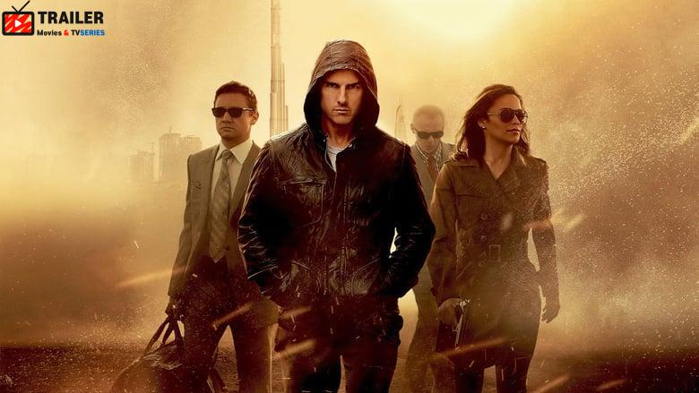 Mission: Impossible - Ghost Protocol فيلم