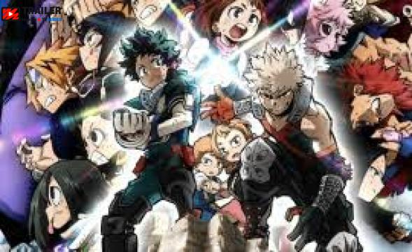 فيلم Boku no Hero Academia the Movie 2 Heroes Rising