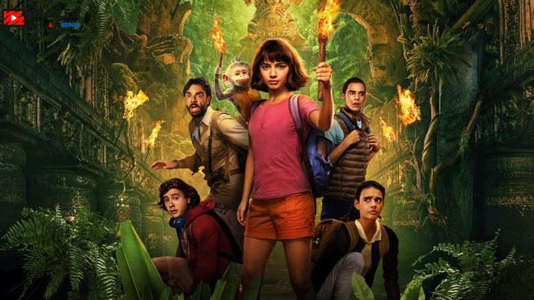 Dora and the Lost City of Gold فيلم