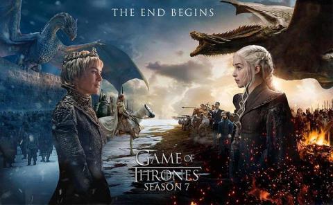 مسلسل Game of Thrones S8 الموسم 8 الحلقة 1 الأولى مترجمة