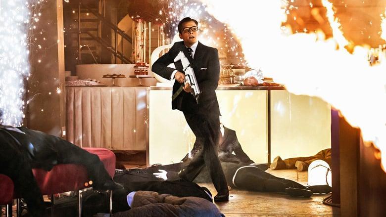 Kingsman: The Secret Service كينغزمان: الاستخبارات السرية